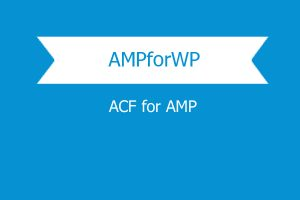 Acf For Amp