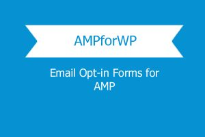 Email Opt In Forms For Amp
