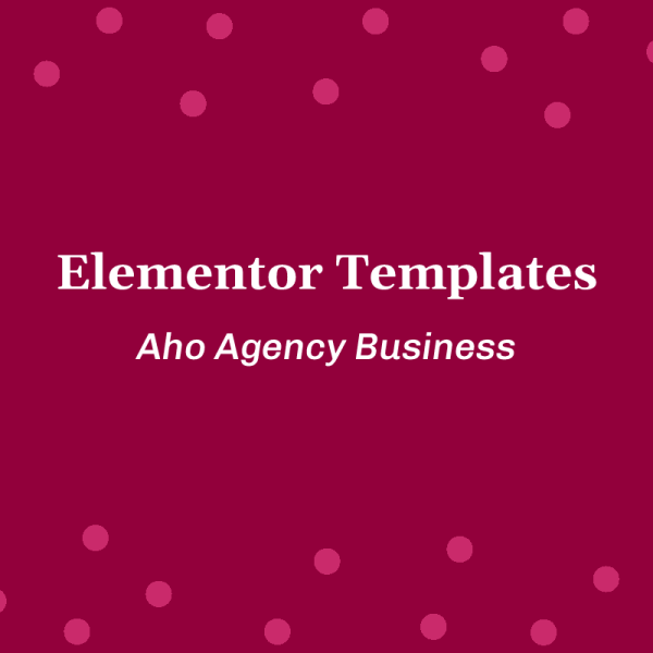 Aho20Agency20Business Aho Agency Business 1