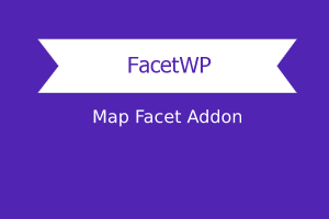 FacetWP Map Facet Addon Home 4